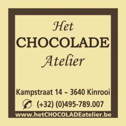 logo Chocolade Atelier Kinrooi